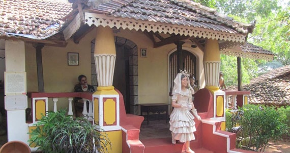 Ancestral Goa - a center for preservation of Art, Culture and Environment