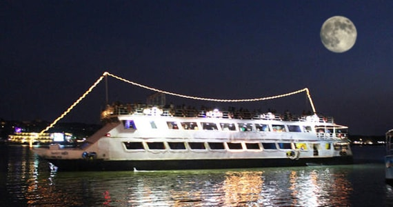 Full Moon Cruise and Special Cruise Goa India