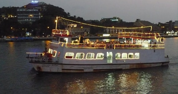 Evening River Cruises Goa India