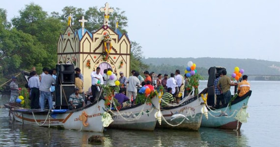 Sao Joao Festival In Goa India