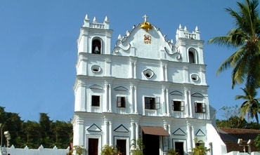 Reis Magos Church in Verem