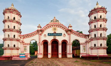Bhagwati Devi Temple Goa, India