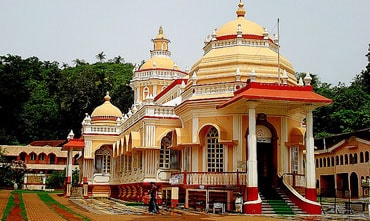 Shri Manguesh Temple Goa India