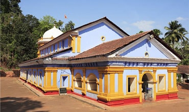 Shri Saptakoteshwar Temple Goa India