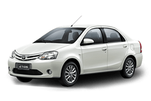 Hire ETIOS in Goa