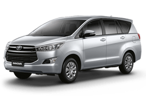 Hire Innova in Goa