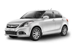 Hire Dzire in Goa