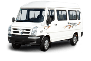 Hire Tempo Traveler in Goa