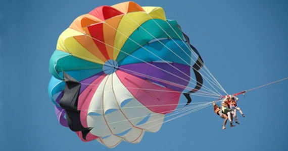 Parasailing Adventure in Goa